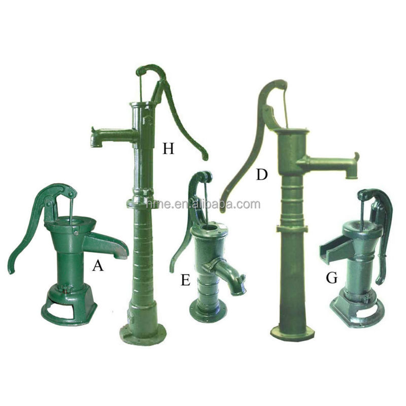 hand operated manual hand water pump buy manual hand. Black Bedroom Furniture Sets. Home Design Ideas