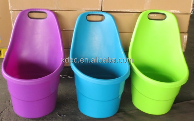 Plastic Colorful Garden Cart With Two Wheels Buy Colorful Garden