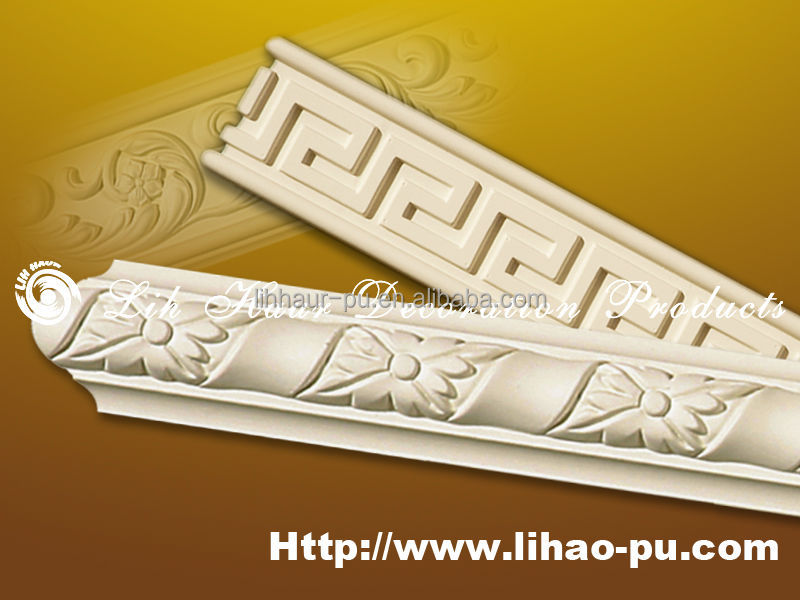 2014 Exquisite Workmanship Pu Molding And Millwork