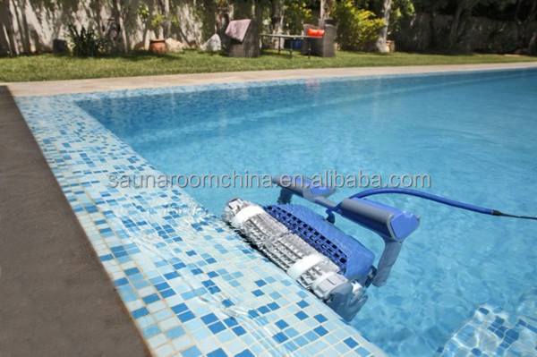 Commercial use cleaning robot machine cleaning swimming for Swimming pool machine