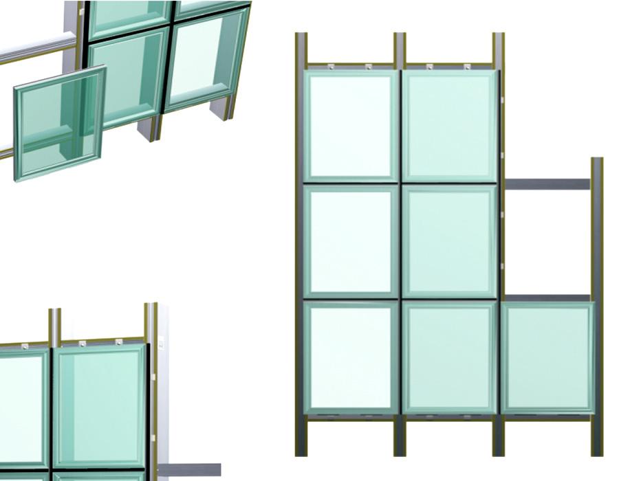 Exterior Wall Cladding Glass Facade For Construction Buy
