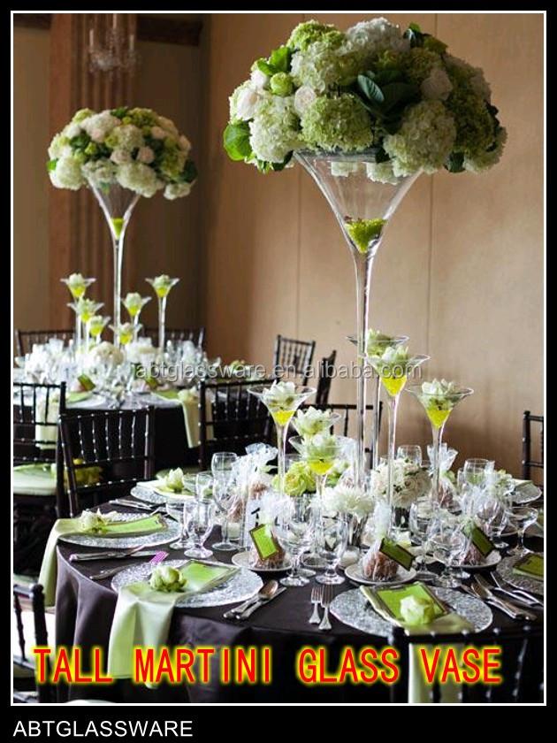 Dekoration Glas Martini Vase Billiges Glas Vase Grosshandel Buy