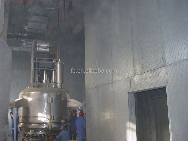 Blast resistant wall for transformer barrier fire walls for Fireproof vapor barrier