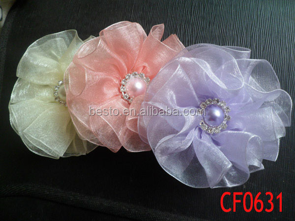 Cf 0618 Import China Fabric Artificial Flowers,Handmade Artificial ...
