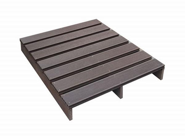 Manufacturer Hot Sale Wood Plastic Composite Pallets - Buy ...