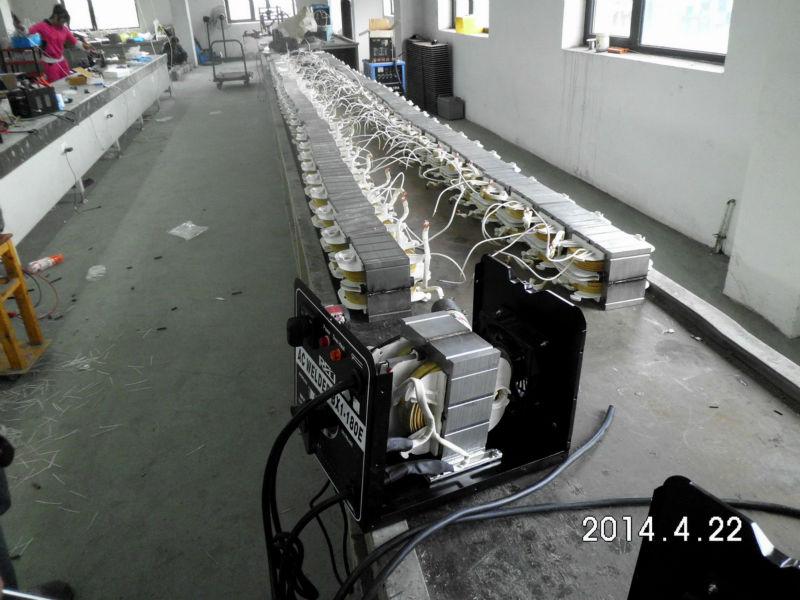 500amp Ac Arc Welding Machine Bx1-500 (cod 891103)