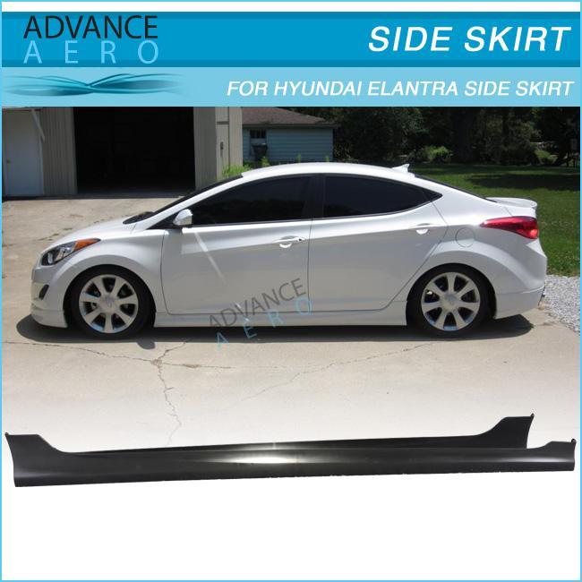 For 10 11 12 13 Hyundai Elantra Md 4dr Oe Style
