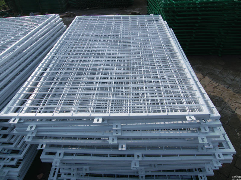 Galvanized Welded Wire Mesh Panel/metal Sheet /metal Cage - Buy ...