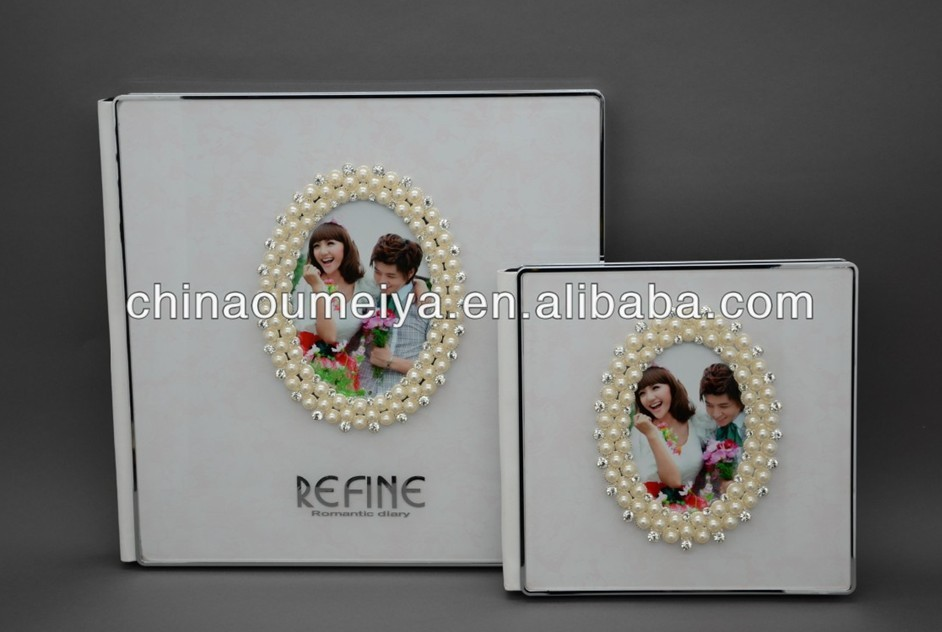 Wedding Album Cover Harga Album Foto Wedding Photo Album - Buy ...