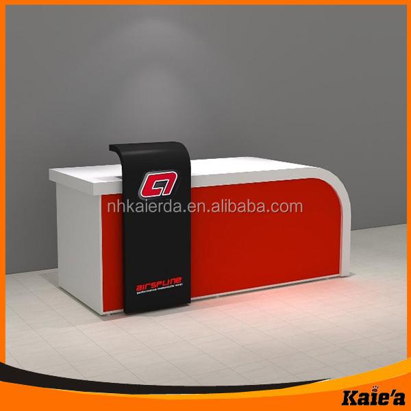 New Kaierda Retail Cash Counter Table/ Cash Counter Table Design ...