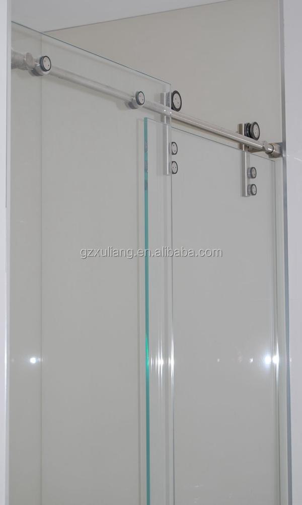 Bathroom Remodel Order Of Operations : Top rail frameless sliding door buy tempered glass