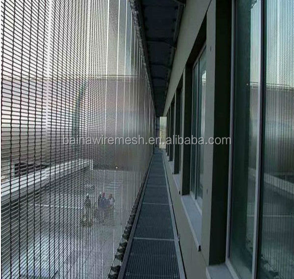China Factory Stainless Steel Architectural Metal Fabric/curtain ...