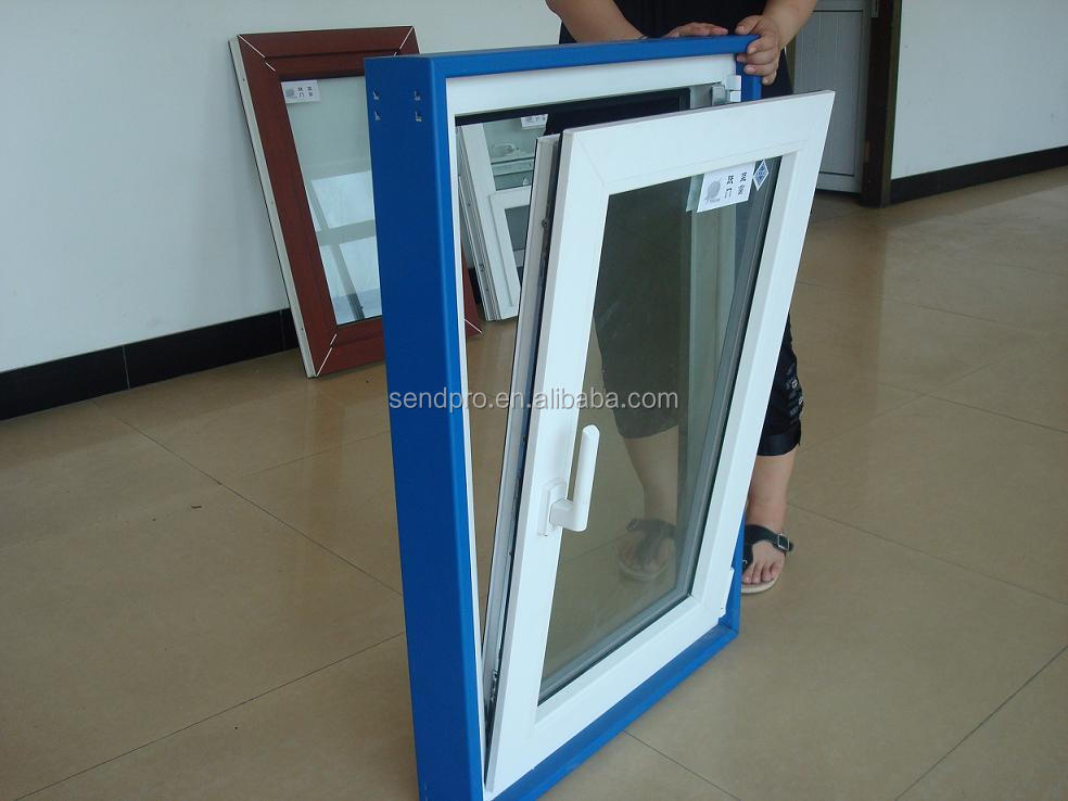 Aluminium glass heat insulation tilt turn windows high for High insulation windows