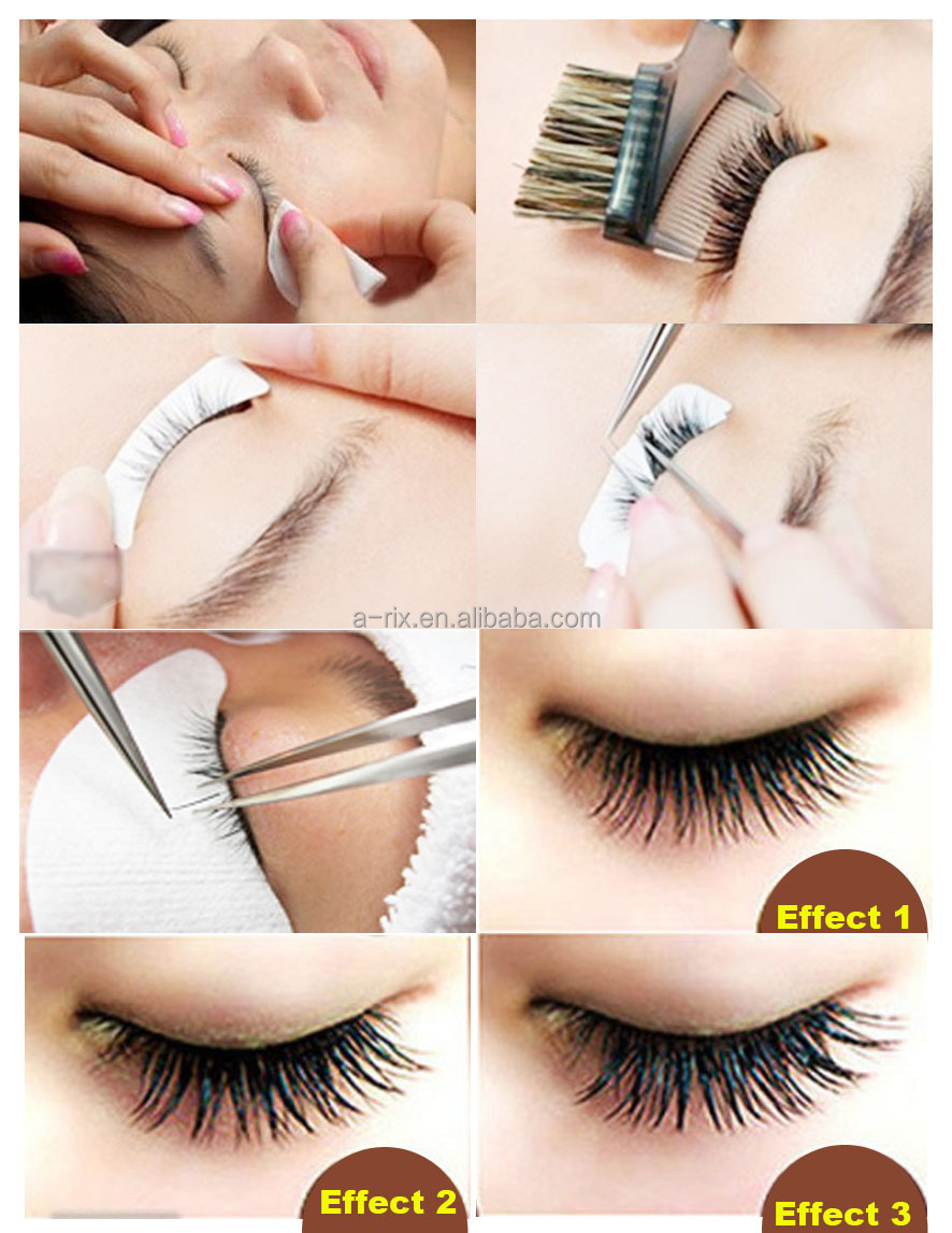 d627fcec009 Individual Faux Mink Lashes Extensions Arix Brand Lashes - Buy ...