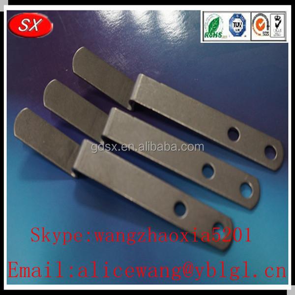 Iso9001 Custom High Elasticity R Clip Spring Clip