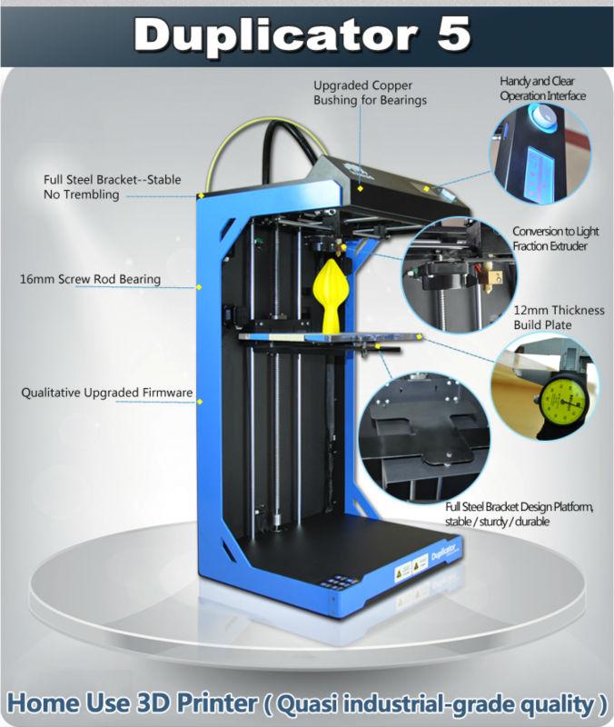 Best Price Metal Frame 3d Printer Make Plastic Mould New Home Use 3d Printer 5