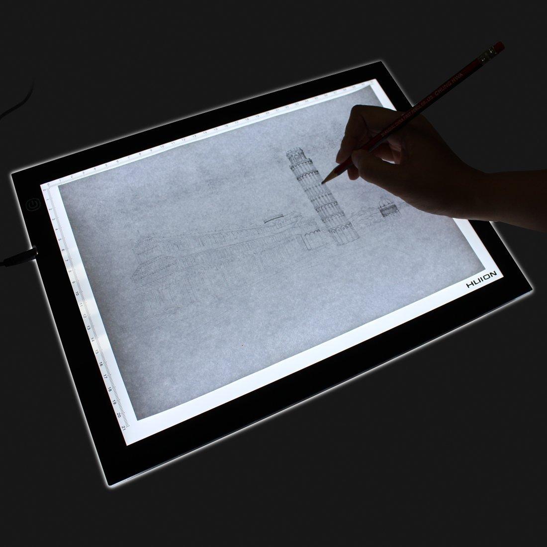 A3 Led Ultra Thin Tatoo Light Box Stencil Drawing Tracing