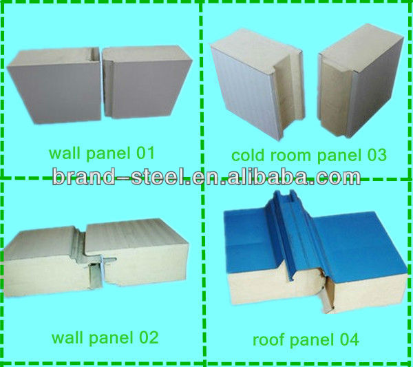 Insulation Panels Product : Cold room polyurethane insulation panel buy cool