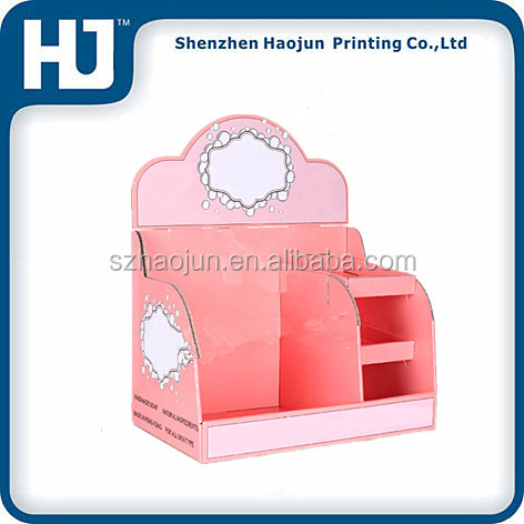 Nail Polish Box Template Hession Hairdressing