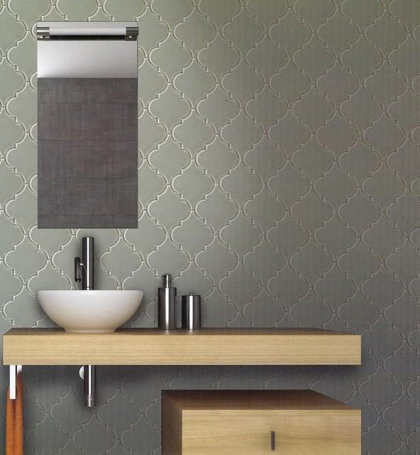 Crystal Super White Kitchen Bathroom Lantern Mosaic Tiles Buy