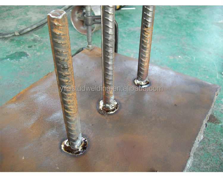 Screw Thread Steel Bar Post Tensioning Bars Anchor For