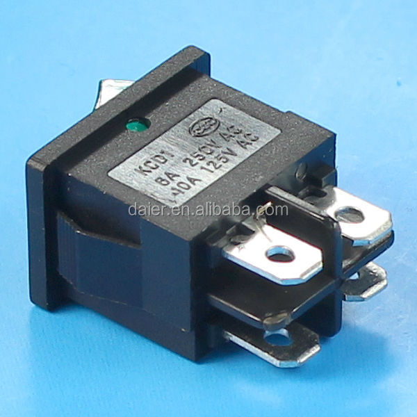 kcd1 201n 4 on off 220v illuminated 4 pin lamp rocker switch buy kcd1 201n 4 on off 220v illuminated 4 pin lamp rocker switch