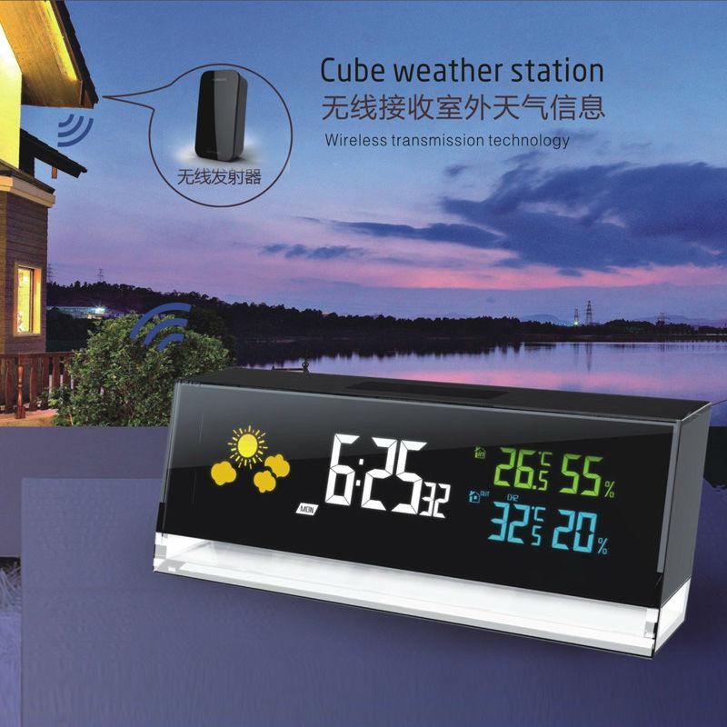 ultronic weather station clock manual