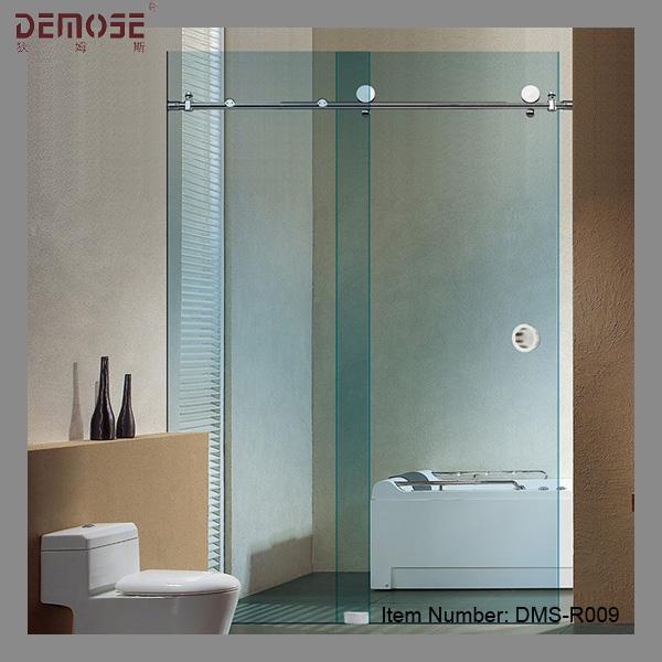 Sliding glass frameless shower doors for sale buy for Sliding glass doors for sale