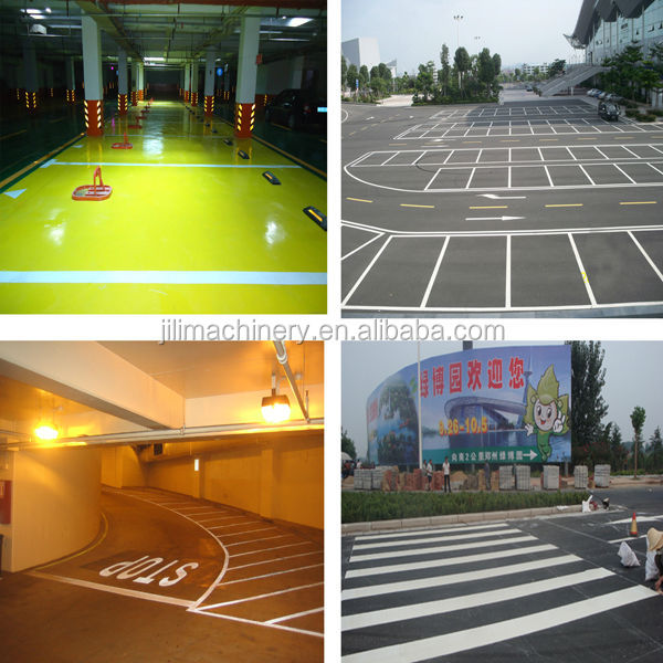 Hand Push Airless Cold Paint Car Park Lot Line Marking Buy Car