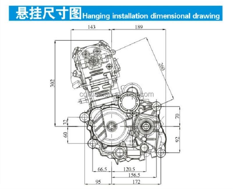 high performance water cooled zongshen 250cc atv engine buy atv rh alibaba com 250Cc Chinese Engine 250Cc Engine with Reverse