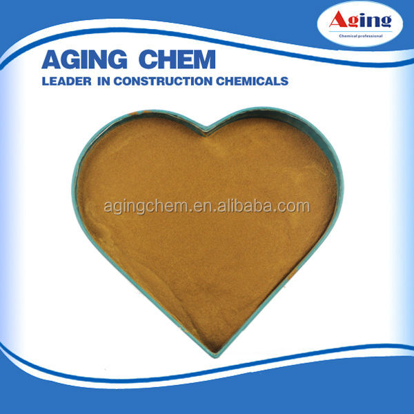 Leather chemical Sodium ligno (MN-2C) with stable quality