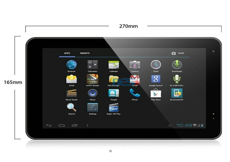 Hot Shenzhen Android Tablet 10.1 Inch Tablet Capacitive Stouch ...