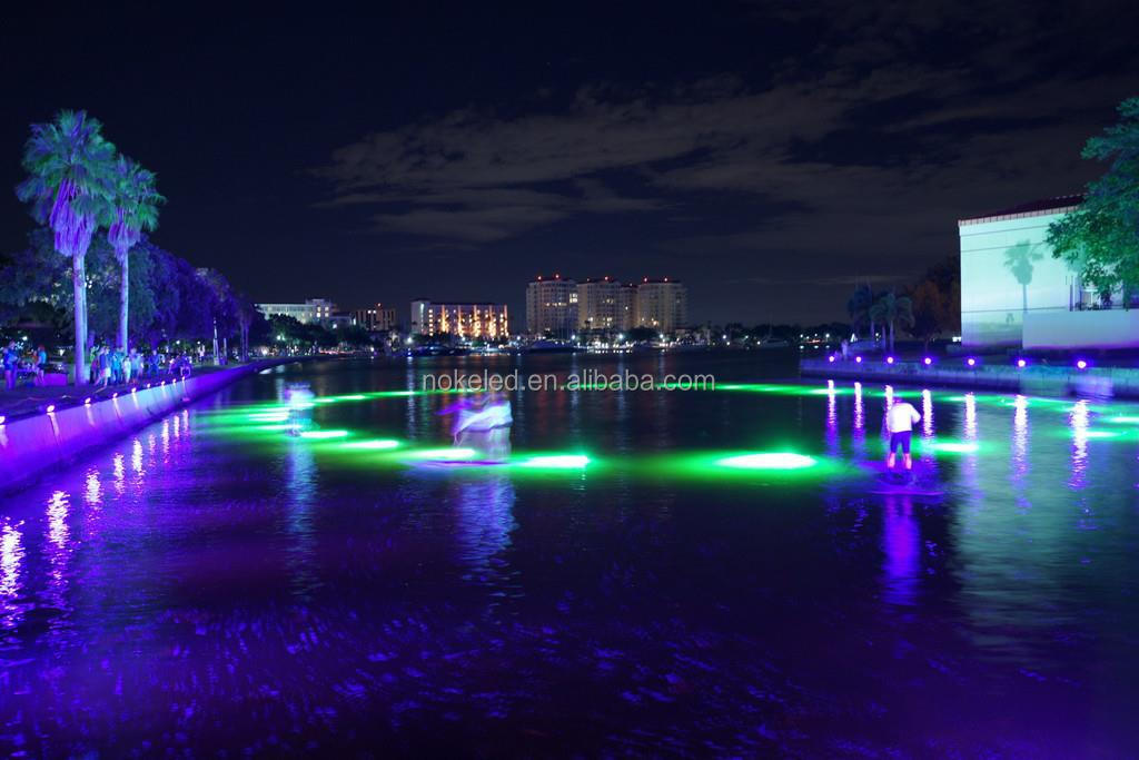 Rgb Multi-color Changing Led Underwater Swimming Pool Lights ...