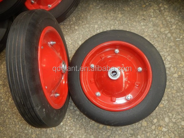 SR2500(13x3) rubber wheels