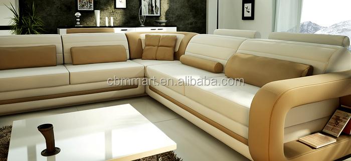 Italy Leather Recliner Sofa/half Round Leather Sofa