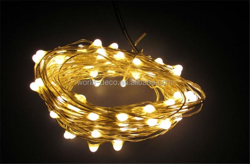 Micro Mini Led Lights / Micro Led Fairy Light / 4.5v Battery ...
