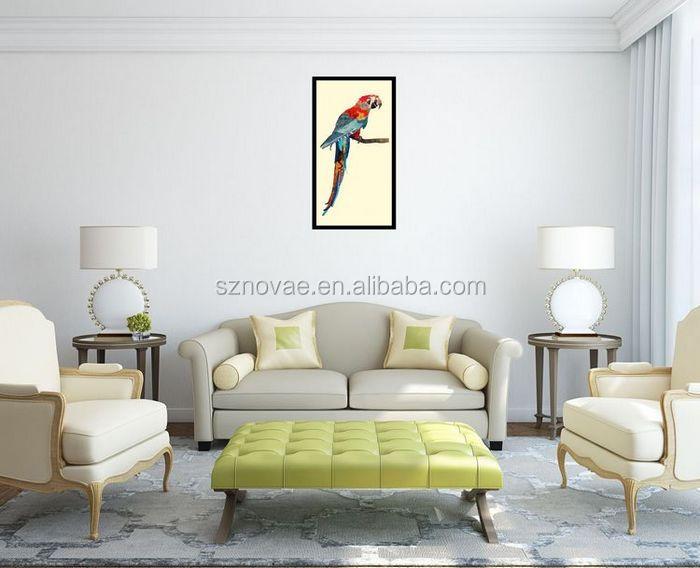 pc bird diseo arte decoracin collage de papel d pintura de pared decoracion