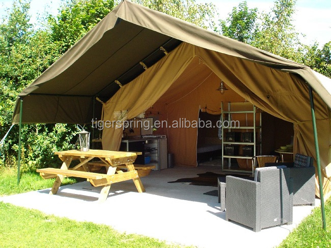 Luxury canvas family c&ing tents sale & Luxury canvas family camping tents sale View family camping tents ...