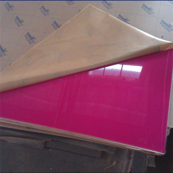 """Plexiglass Pmma Acrylic Sheet 1/8"""" Clear And Colors"""