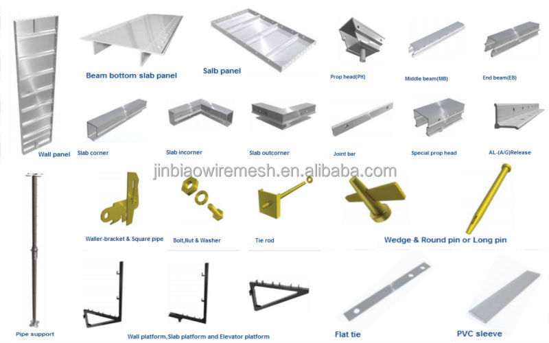 Concrete Wall Forms For Sale Construction Formwork