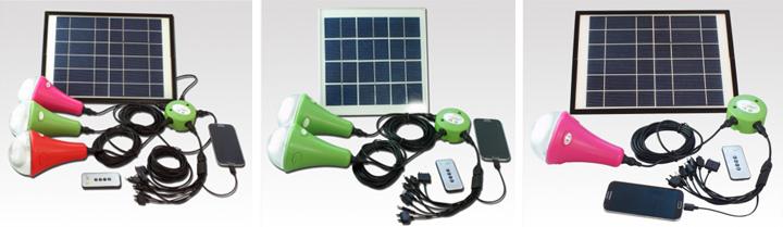 Mini Solar Light Kits For Home Emergency Lights Solar Power ...