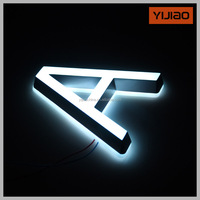 Outdoor Led Lights Alphabet Letters,Acrylic Small Led Letters Sign ...