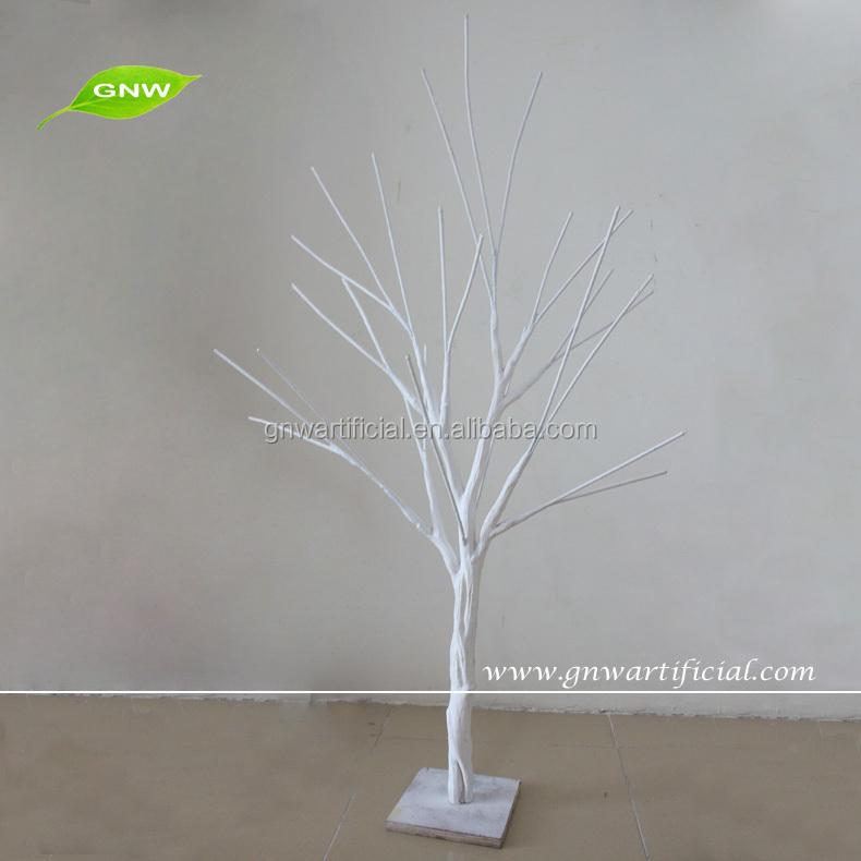 Decorative Twig Tree Gnw Wtr024 Artificial White Birch Trees Plastic Decorative Twig