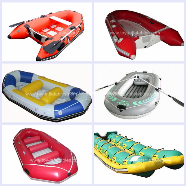 Qualified professional inflatable pontoon fishing boat
