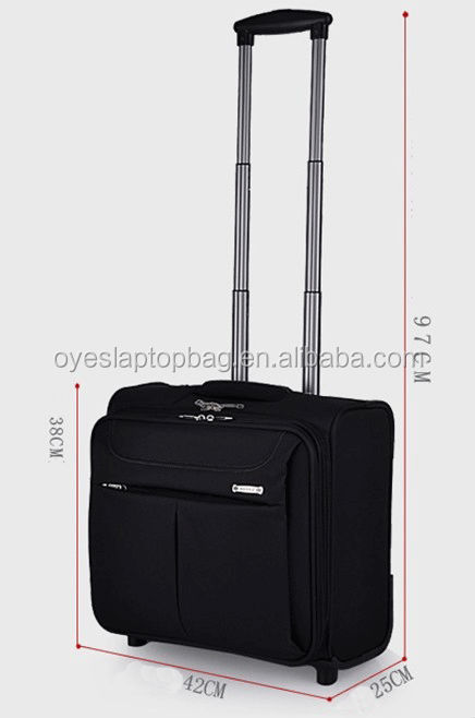 Laptop Trolley Bag / Laptop Trolley Travel Bags / Small Trolley ...
