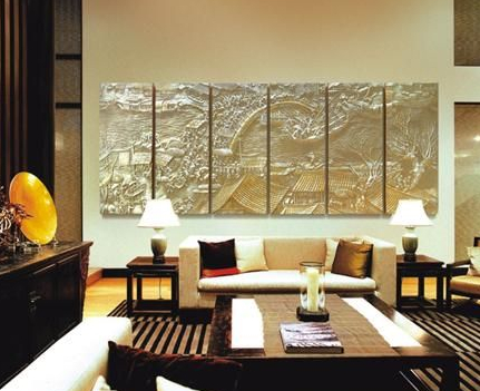 Luxury Board Wall Panels For Living Room