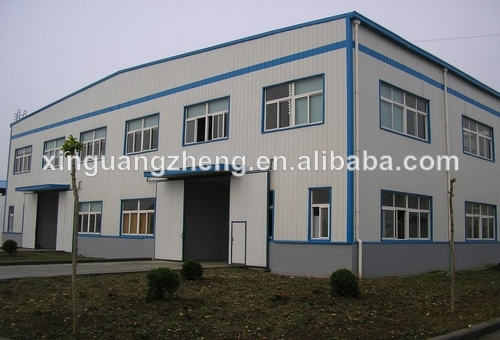 low price steel structure hanger warehouse