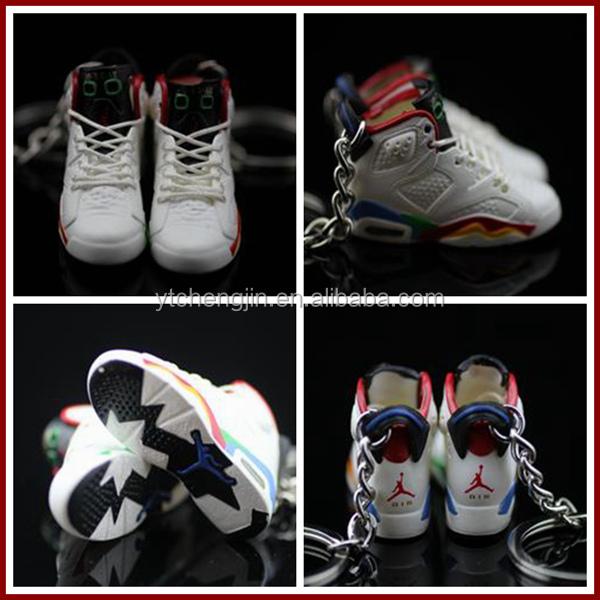 shoe keychains jordan