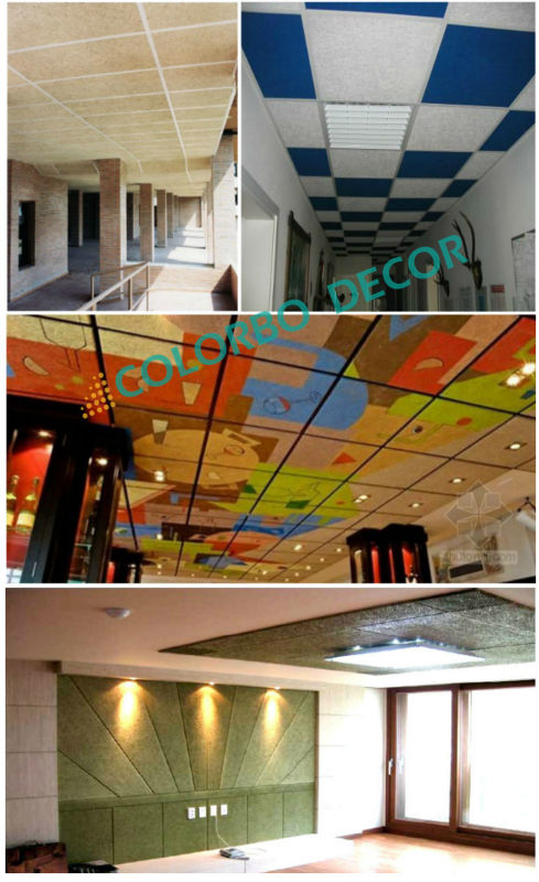 Exceptional Innovative Building Materials Anti Noise Panel