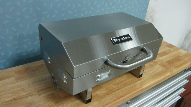 Portable Stainless Steel Gas Grill Flat Top Gas Grill